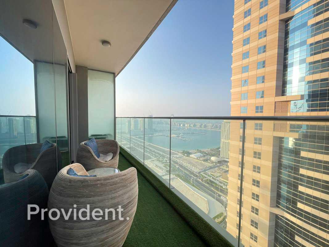 Fendi Design | High Floor | Panoramic View