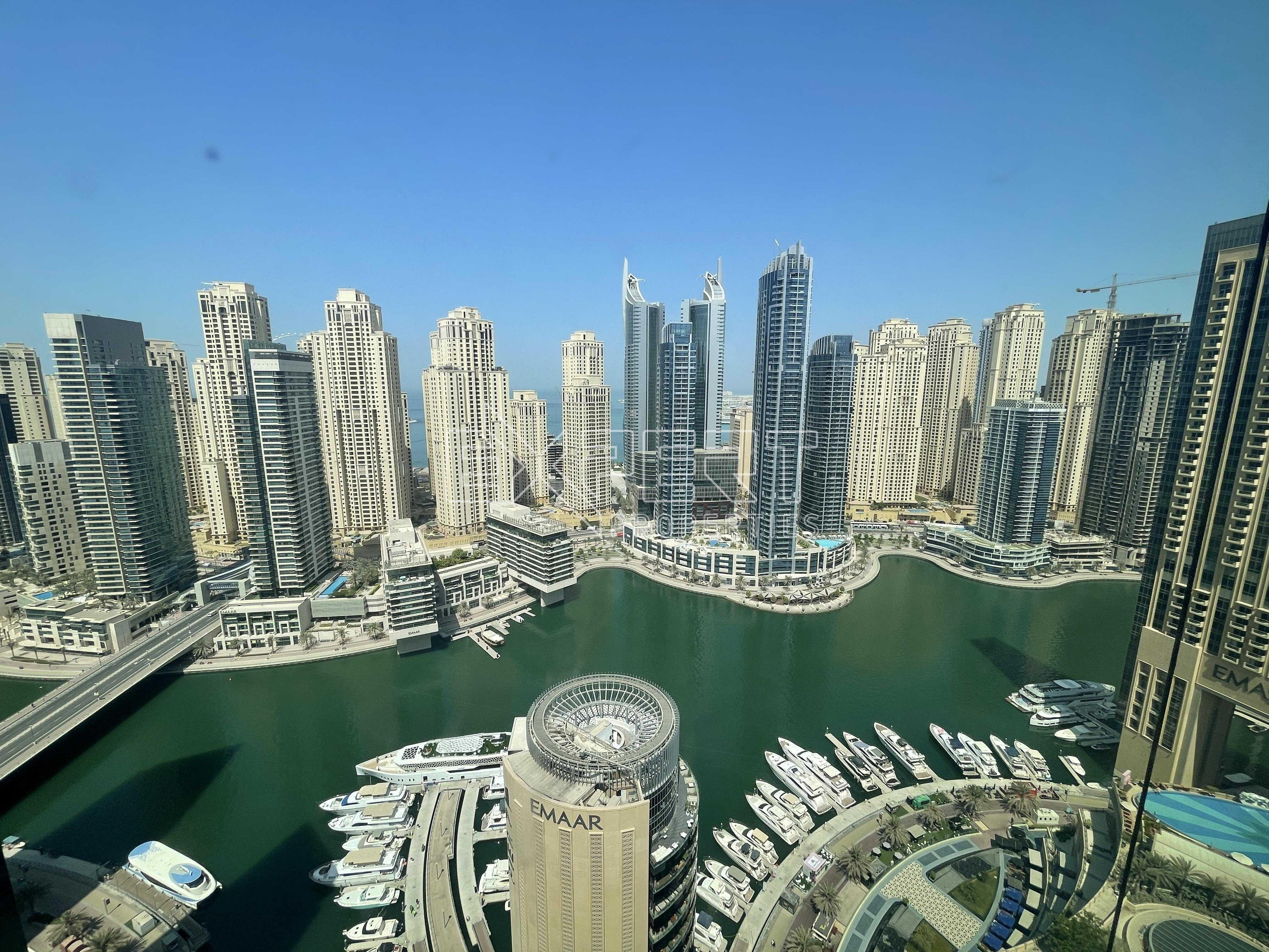 Full Marina  view | Shell & Core I Investor Deal