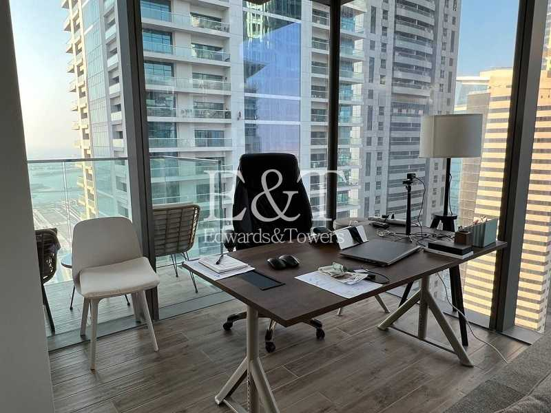 2 Beds | High Floor |Genuine Listing | Marina View
