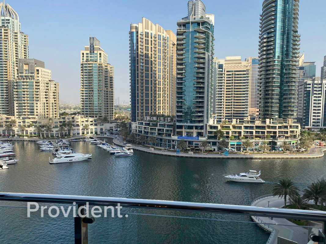 Exclusive   Fully Furnished   Full Marina View