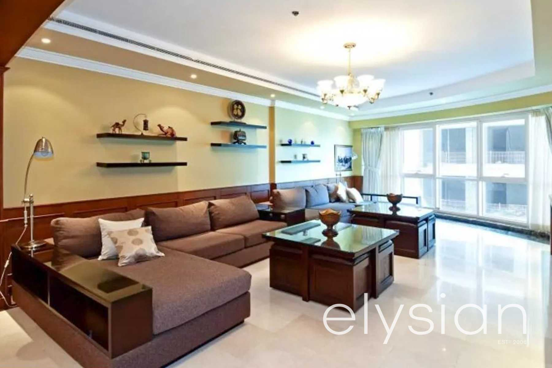 Furnished   Spacious Apartment   3 Bed + Maid