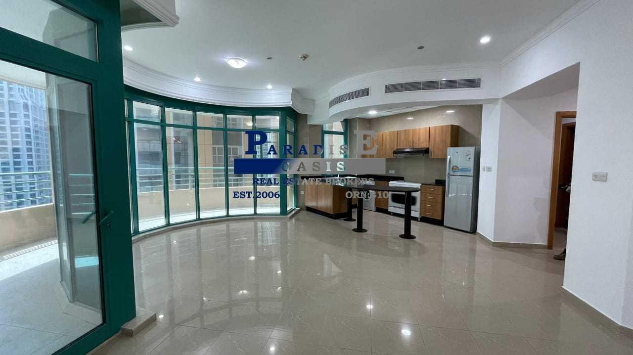 With Appliances | High Floor | Huge Balcony
