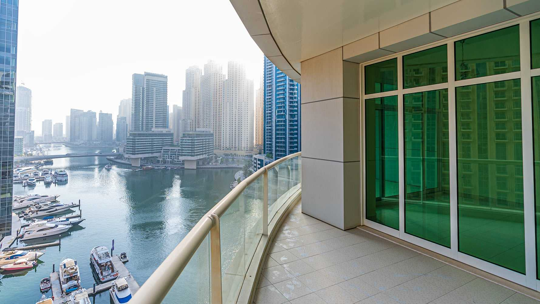Stunning 2 BR | Marina View | Ready to Rent | Atlantic Tower