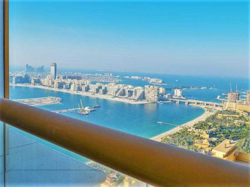 Luxurious 2BR  Panoramic Sea view  Well Maintained
