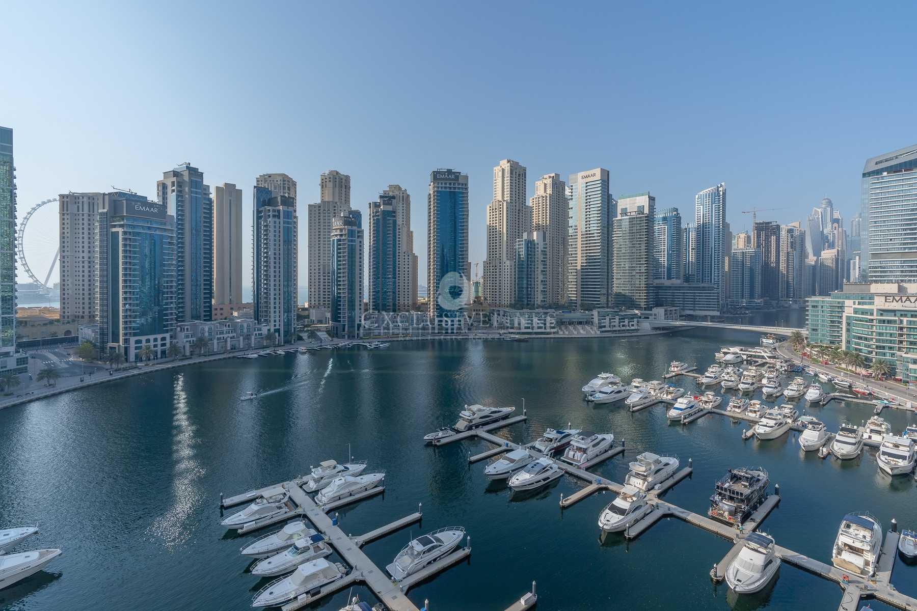 Marina View | Mid Floor | +Maids | 2 Parking