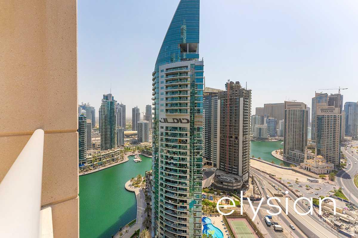 Marina View   Stunning 1 Bedroom   High Floor