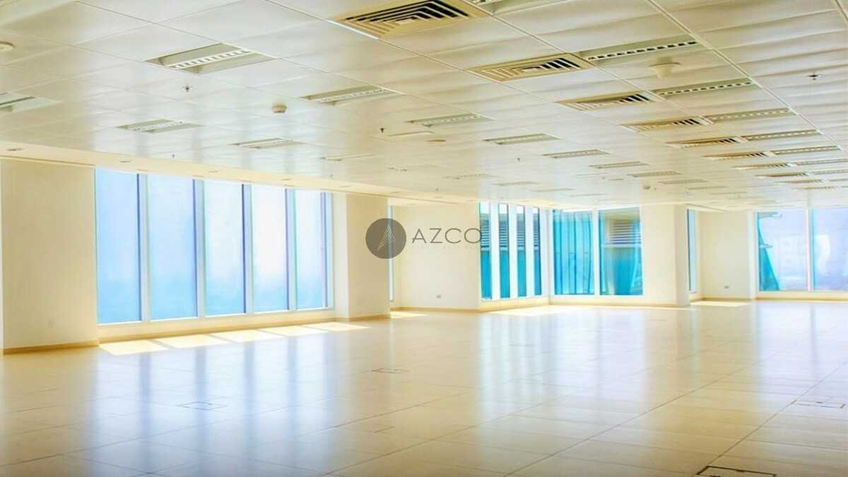 Fully -served Office Space | DEWA and Chiller Free