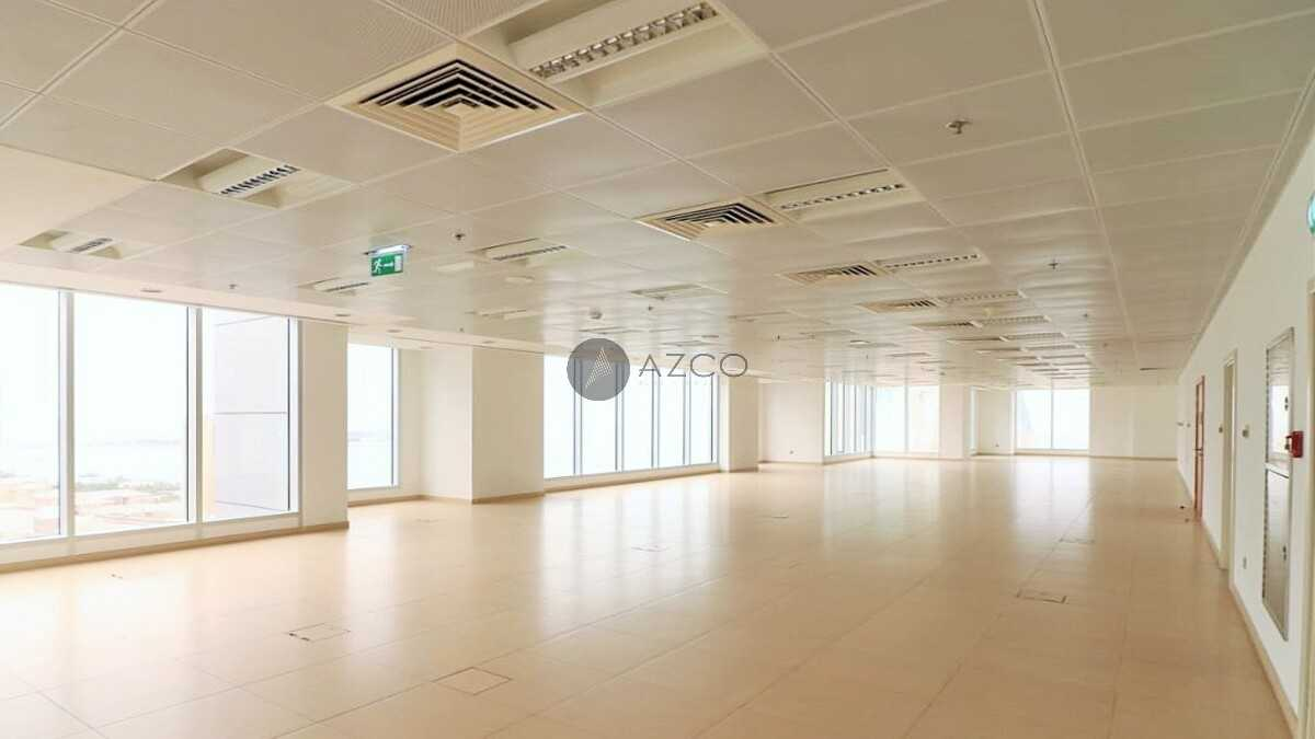 DEWA and Chiller Free | Fully -served Office Space