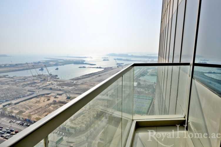 Full Sea View | 2 Bedroom | Ocean Heights