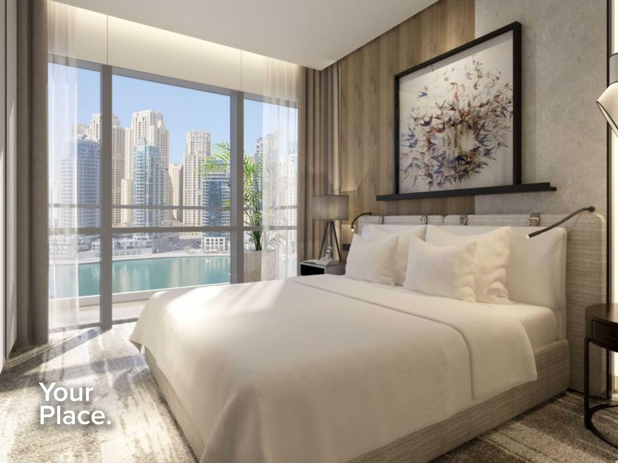 Re-sale  - Fullest Marina Views - Multiple options