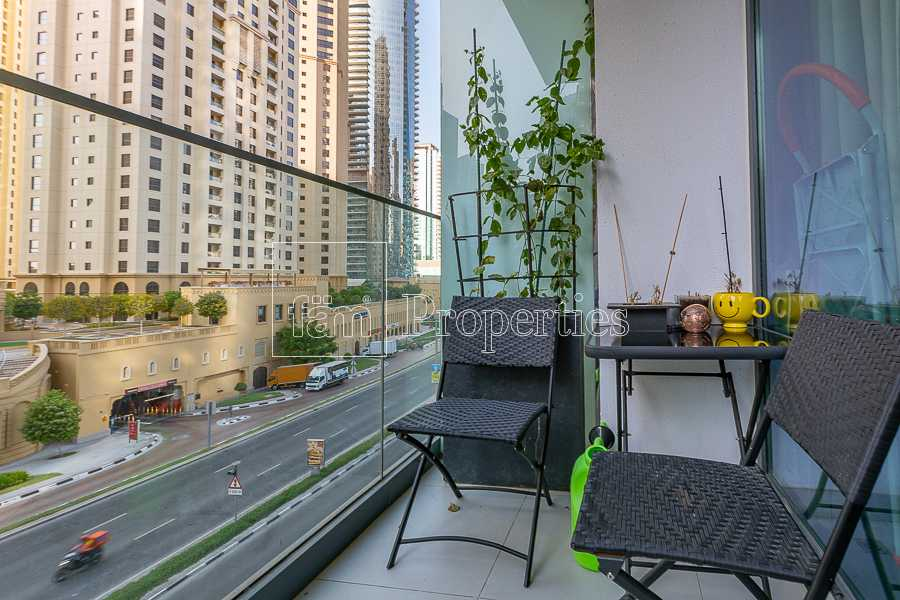 Fully Furnished | 1 BR | With Balcony | Low Floor