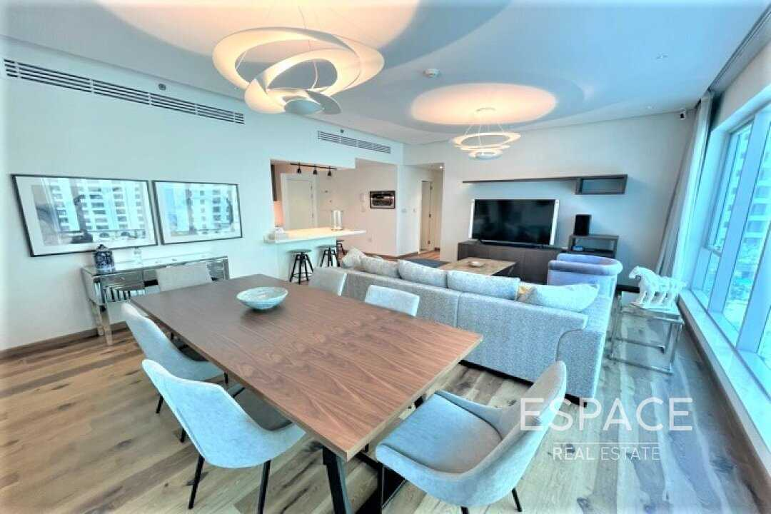 Stunning Fully Renovated |Furnished 2BR