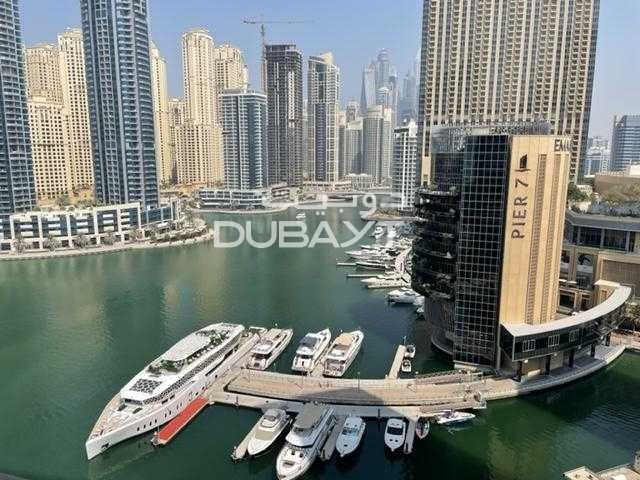 Beautiful Marina View l Fully fitted kitchen l Flexible Payment Plan