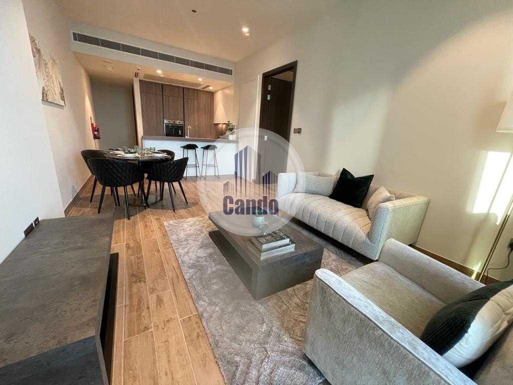 Full Marina View ,Cozy Brand New Furniture