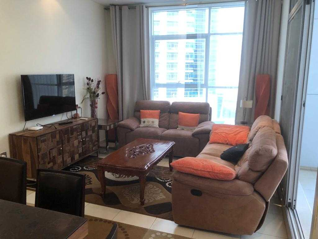 Chiller Free Fully Furnished 2 BR Apartment