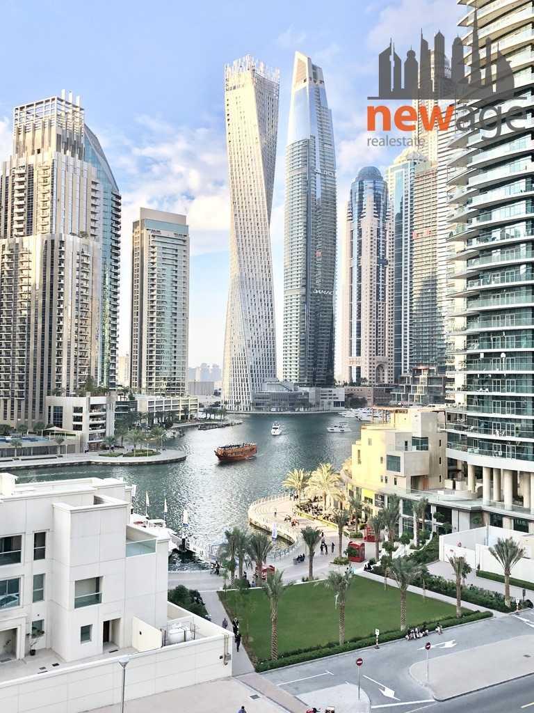 Breathtaking Marina View, Located At Marina Walk