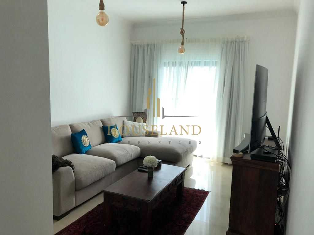 Well Maintained|  High floor| Prime location