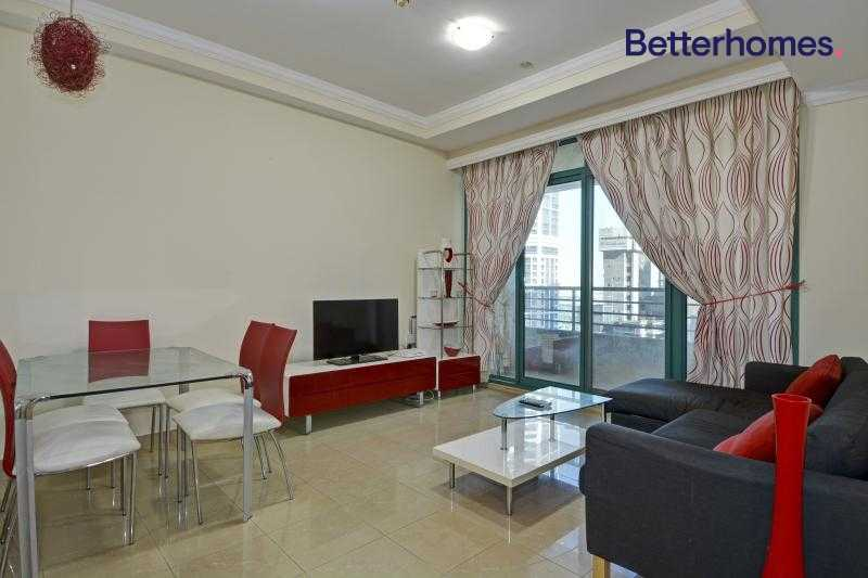 Furnished | High floor | Balcony | Upcoming
