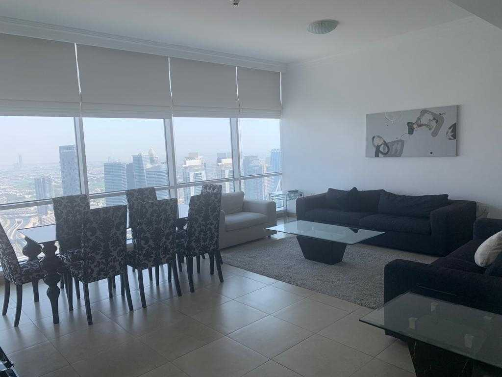 Luxury Furnished| Golf View|2BR+Store| Mag 218