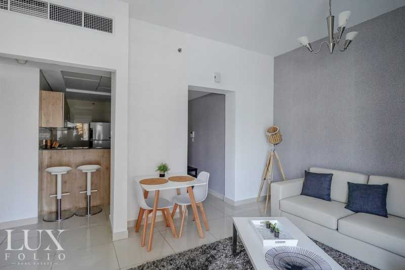 Fully Furnished | Huge Balcony| Marina View