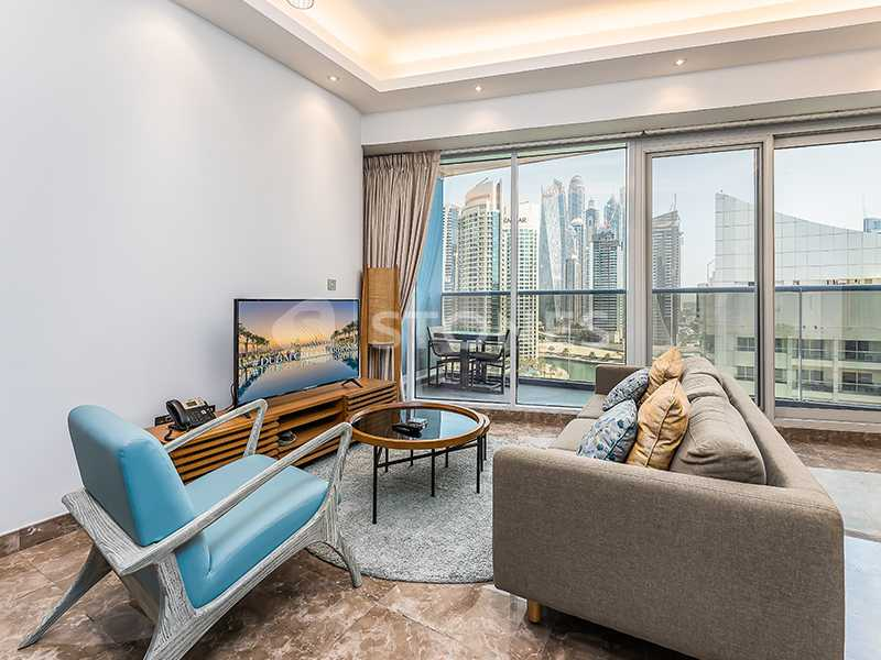 Serviced Fully Furnished Apartment With City View