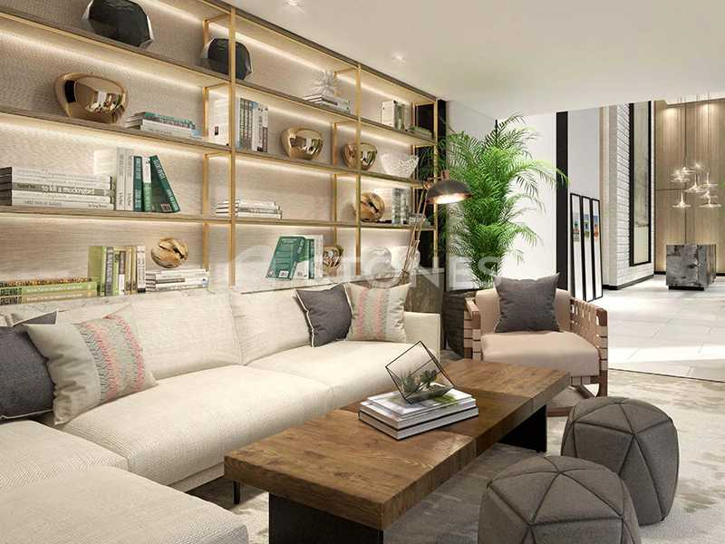 Luxurious Apartment With Sea and Dubai Marina View