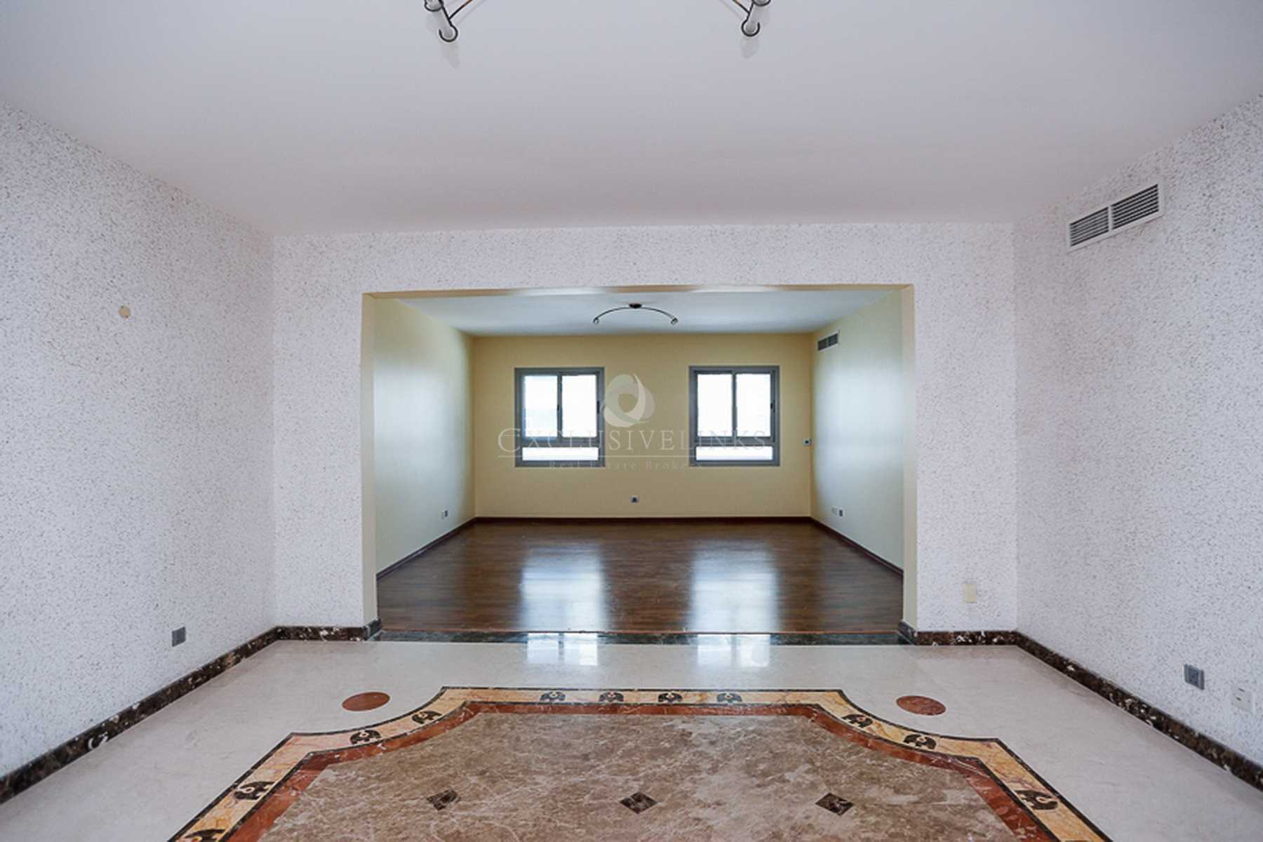 Spacious 1 bed apartment on low floor