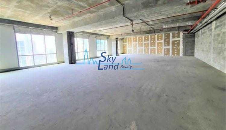 Half floor shell and core offices for sale in Marina Plaza, DM