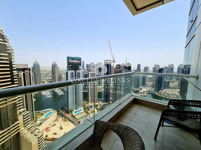 Stunning one bedroom apt for rent Dubai marina.