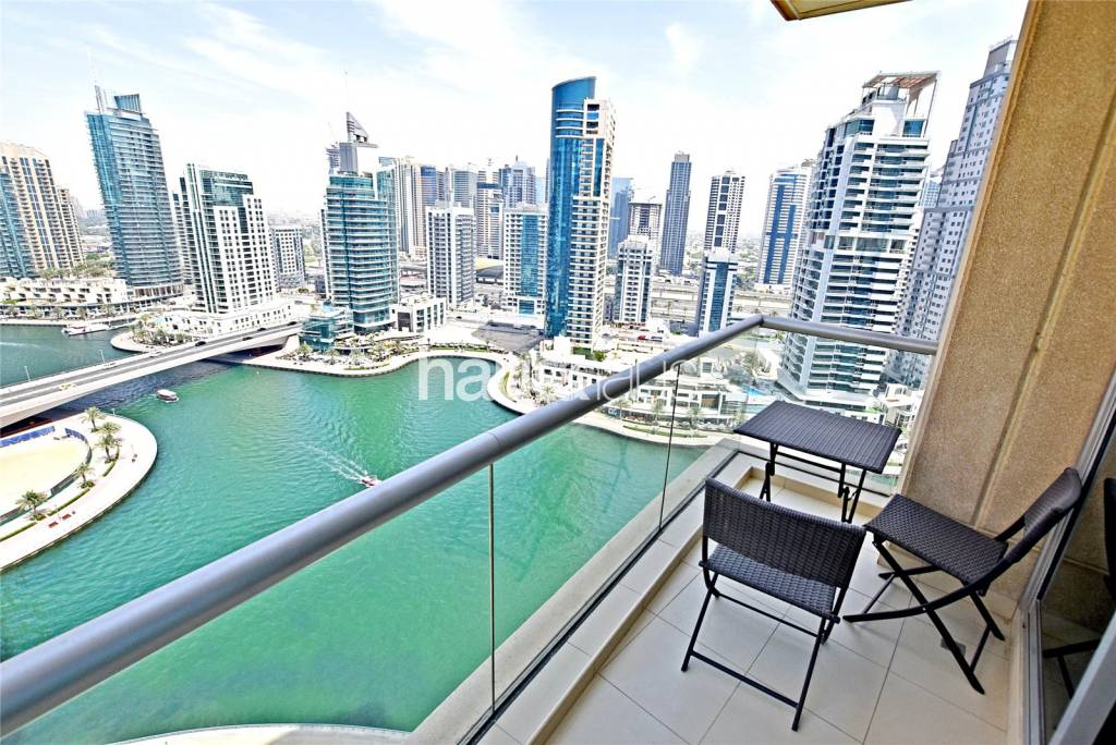 Full Marina View | Spacious | Unfurnished