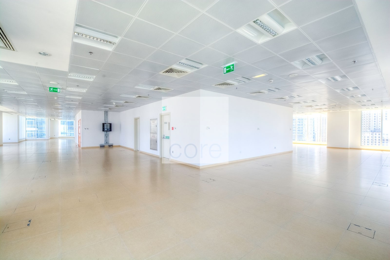 Full Floor Fitted Office | 9 Parking Available