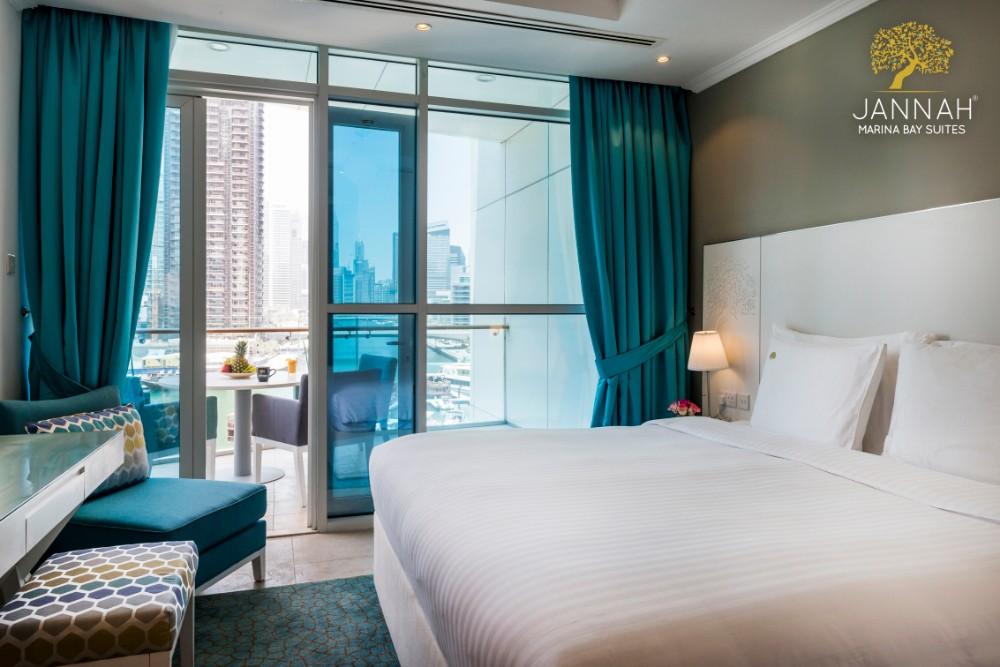 Studio - One Year-Jannah Place Dubai Marina