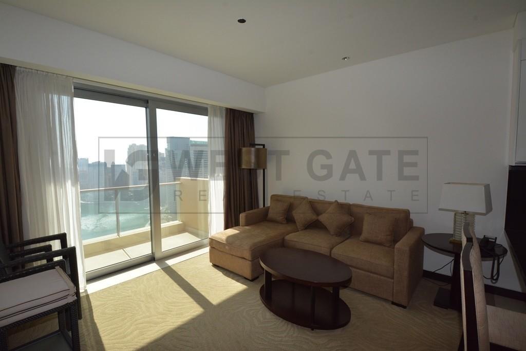 Luxury 1Bedroom  in The  Address  Dubai  Marina