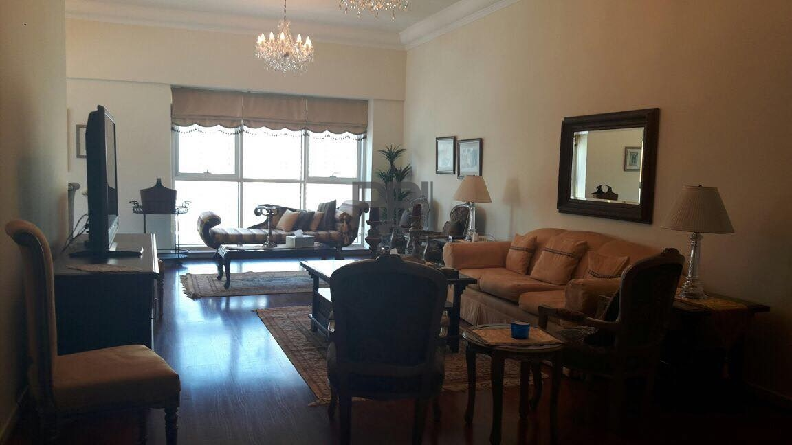 Luxurious Fully furnished with SZR view Apt for rent