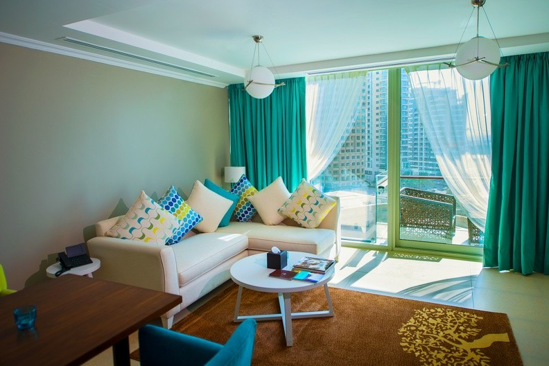 Fully Furnished 2 bedroom Apartment City View