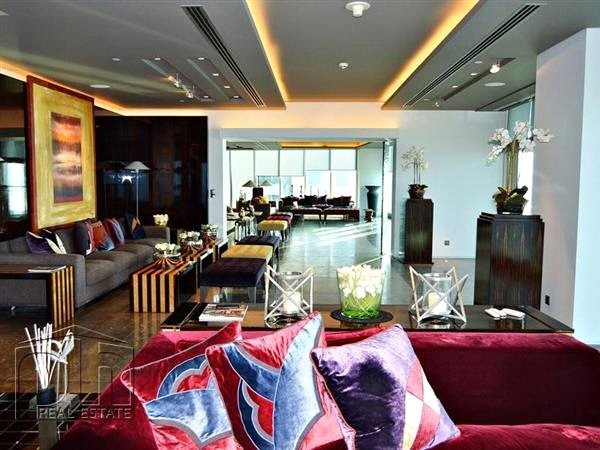 Marinas Most Exclusive Full Floor Penthouse |