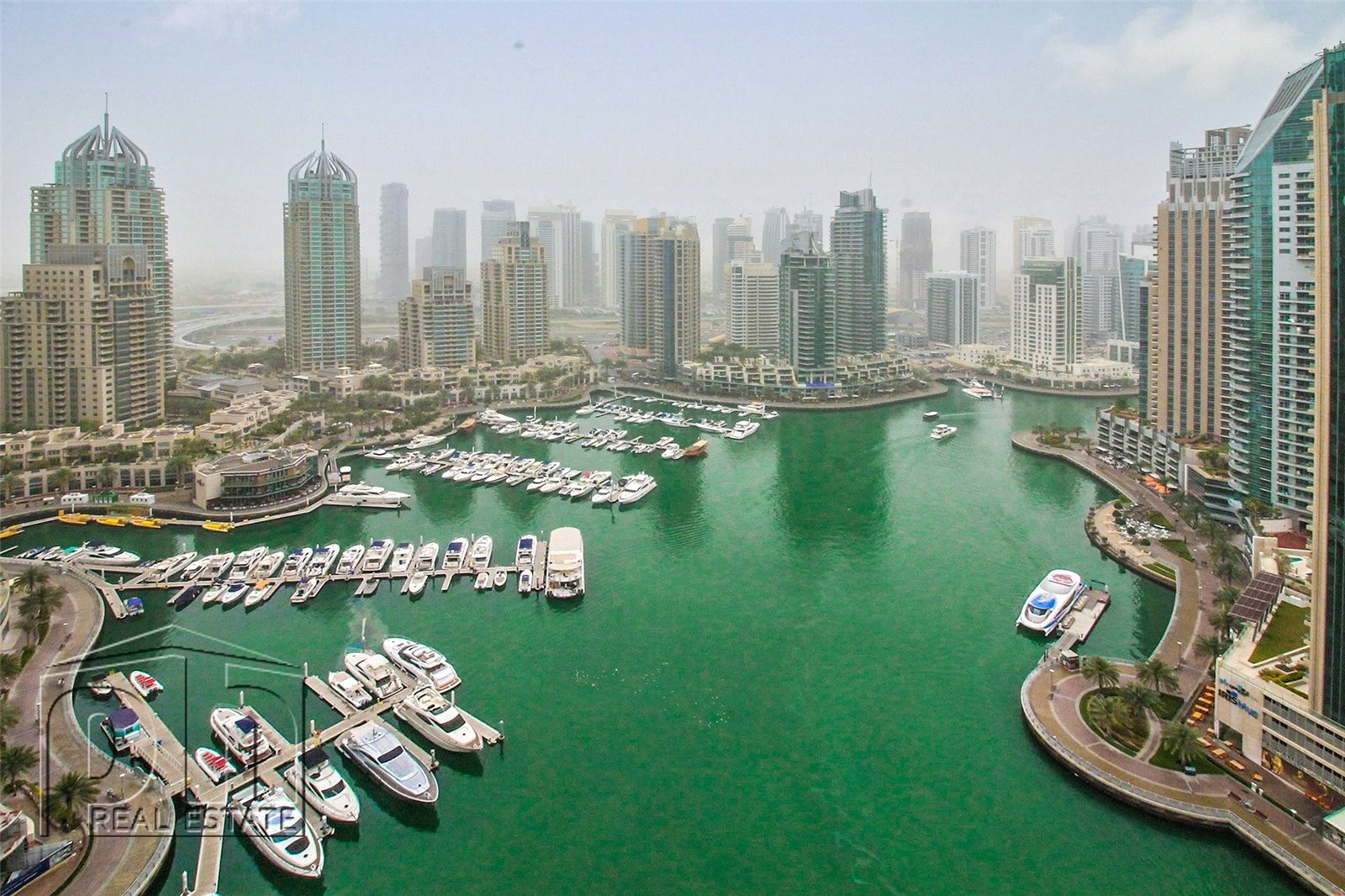 The Largest Layout with Full Marina Views