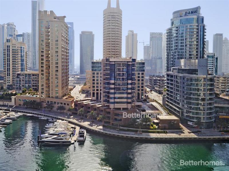 Marina View | Mid Floor | Tenanted