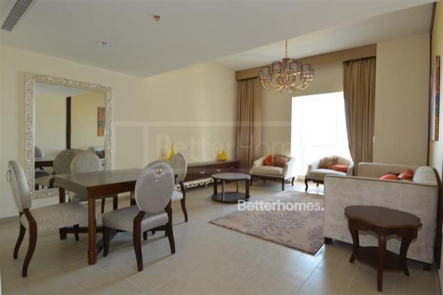 Large Studio Furnished in Marina 101, Dubai Marina