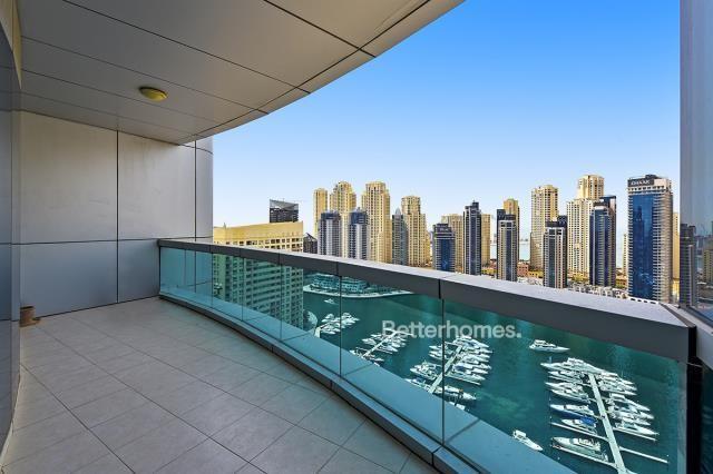 Full Marina view |Horizon Tower | Marina
