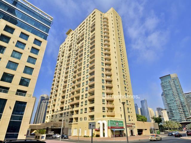 Rented| 1 Bedroom |Dubai Marina |Balcony
