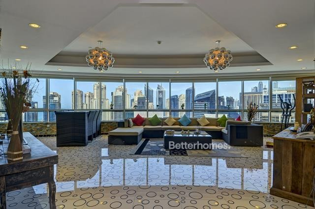4br Upgraded Horizon Tower with full Marina view
