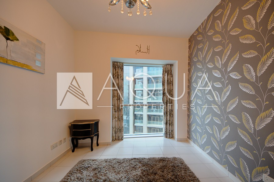 2 Bedroom with Study   Partial Marina View