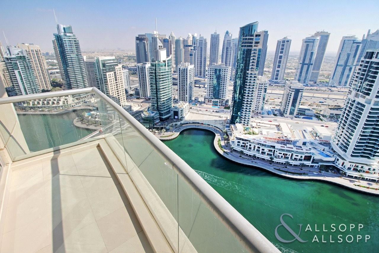 Full Marina Views   Mid Floor   Spacious