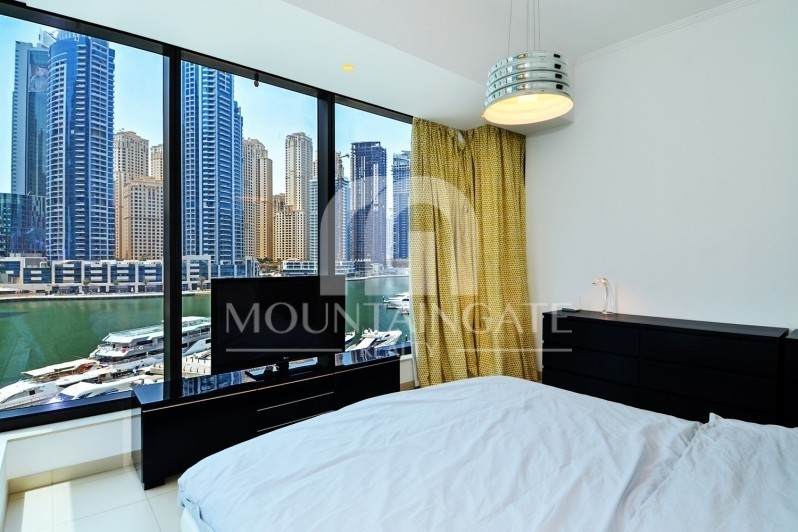 Silverene A | One Bedroom | Dubai Marina