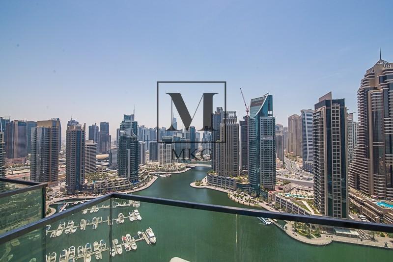 3BR | New Unit | Full Marina View