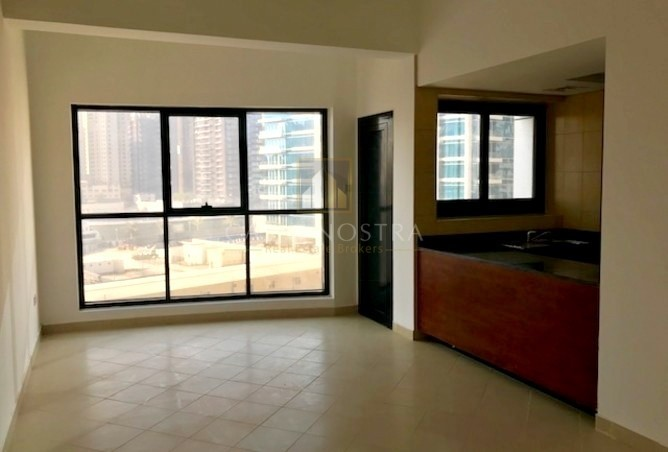 Higher Floor Ready to Move in 1BR  with Balcony