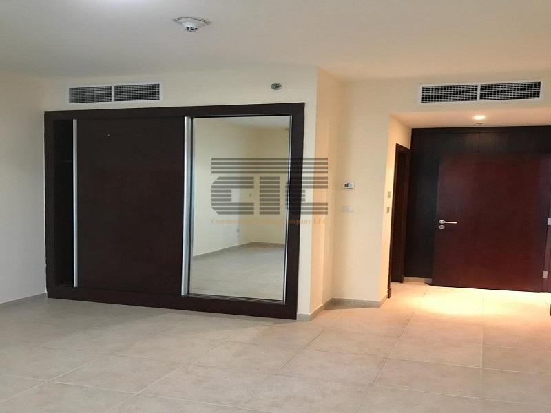 High Floor | Unfurnished | One Bedroom With Kitchen Appliances