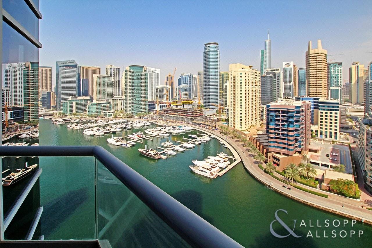 3 Bed | Full Marina View | Vacant Soon