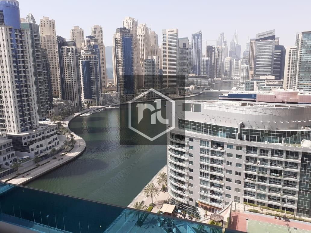 Full Marina View Apartment - High Floor
